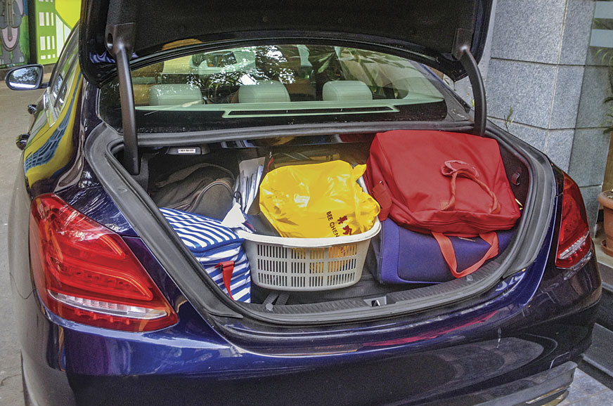 Get rid of all the useless junk in your car.